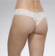 Load image into Gallery viewer, Hanky Panky Signature Lace *Petite* Low Rise Thong
