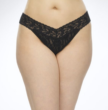 Load image into Gallery viewer, Hanky Panky Signature Lace *Plus* Original Rise Thong