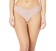 Load image into Gallery viewer, Hanky Panky O/S Low Rise Signature Lace Thong Prints