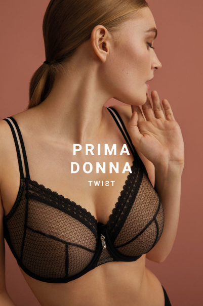 Prima Donna Twist I Want You Non-Padded Underwire Full Cup Bra