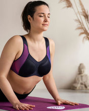 Load image into Gallery viewer, Ulla Sydney Seamless Non-Padded Underwire Sports Bra