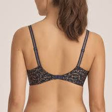 Load image into Gallery viewer, Prima Donna Twist Bijou Blue Balcony Underwire Bra