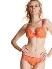 Load image into Gallery viewer, Freya Tiger Lilly Plunge Underwire Bra