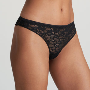 Marie Jo Matching Colour Studio Lace Thong