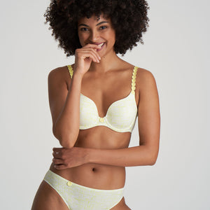 Marie Jo L'Aventure SS21 Tom Limoncello Matching Rio Briefs