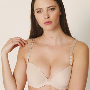 Marie Jo L'Aventure Tom  Moulded Round Shape Convertible Straps Underwire Bra