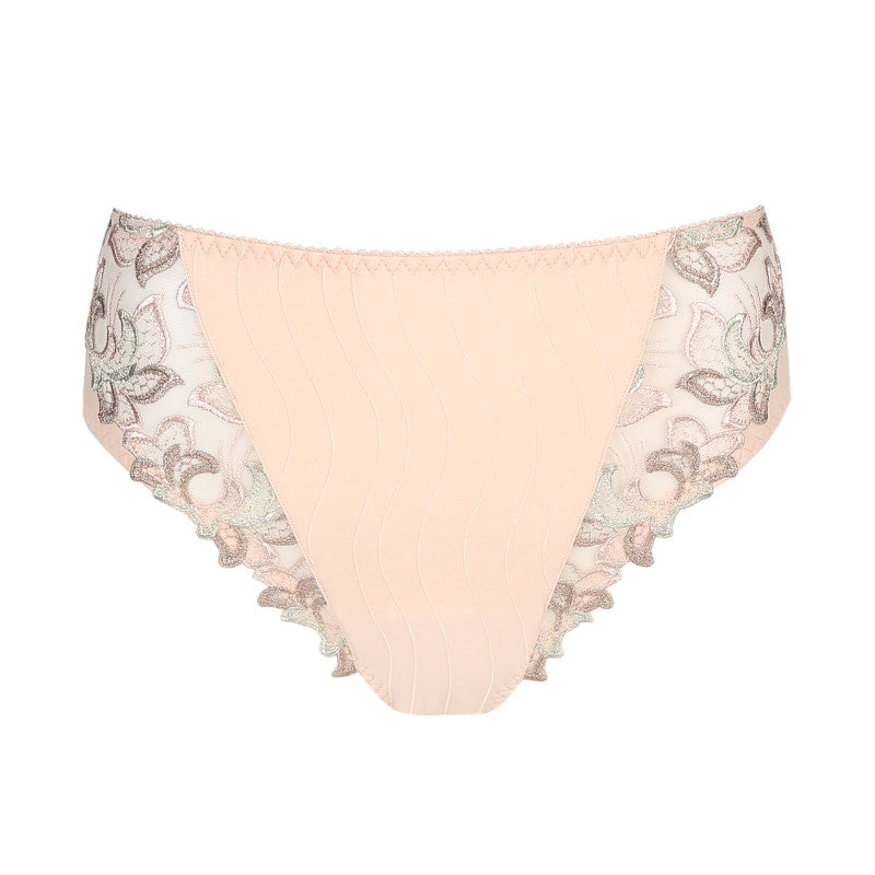 Prima Donna SS21 Silky Tan Deauville Matching Full Briefs