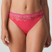 Load image into Gallery viewer, Prima Donna SS21 Raspberry Delight Matching Thong