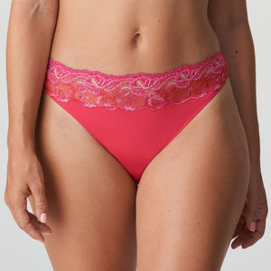 Prima Donna SS21 Raspberry Delight Matching Thong