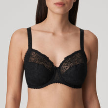 Load image into Gallery viewer, Prima Donna Alara Black FW2020 Full Cup Seamed Unlined Underwire Bra