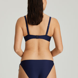 Prima Donna Swim SS21 Smoking + Sapphire Sherry Matching Waist Bikini Brief