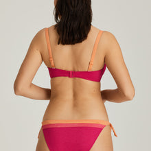 Load image into Gallery viewer, Prima Donna Swim SS21 Pink Sunset Tanger Balcony Moulded Underwire Bikini Top