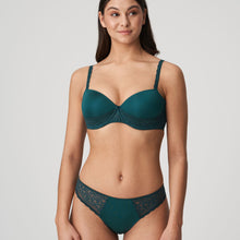 Load image into Gallery viewer, Prima Donna Twist I Do Deep Teal FW2020 Moulded Balcony Underwire Bra