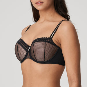 Prima Donna Twist I Want You Molded Balcony Underwire Bra