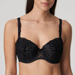 Prima Donna Twist Soho Black FW2020 Moulded Balcony Underwire Bra
