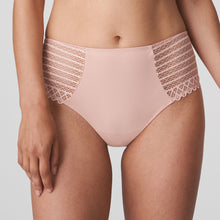 Load image into Gallery viewer, Prima Donna Twist SS21 East End Powder Rose Matching Full Briefs