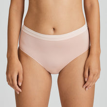 Load image into Gallery viewer, Prima Donna Twist Glow Powder Rose Matching Full Briefs