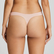 Load image into Gallery viewer, Prima Donna Twist Glow Powder Rose Matching Thong