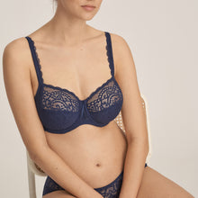 Load image into Gallery viewer, Prima Donna Twist FW2020 Sapphire Blue I Do Lace Underwire Bra