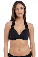 Load image into Gallery viewer, Freya Macrame Halter Underwire Bikini