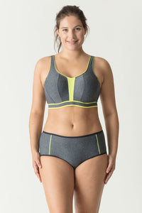 Prima Donna Sweater Padded Convertible Underwired Sports Bra