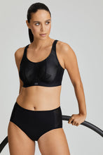 Load image into Gallery viewer, Prima Donna Sports SS20 The Game Black Non-Padded Convertible Underwire Sports Bra