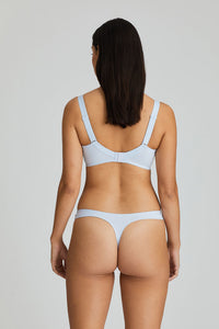 Prima Donna Deauville SS20 Matching Thong in Heather Blue