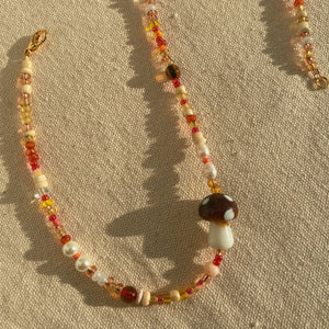 shroomie necklace