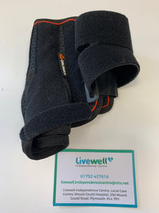 Semi Rigid Thumb Brace Med Left