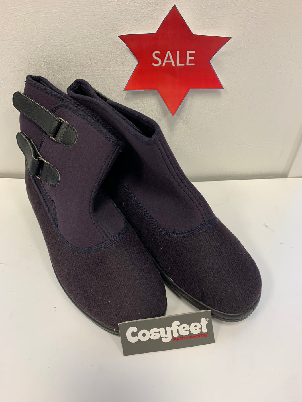Cosyfeet - Pixie, Loganberry (Size 7)