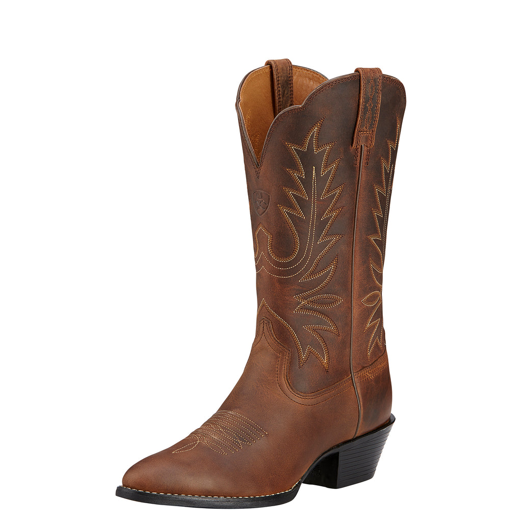 Women's Ariat Heritage R Toe Western Boot