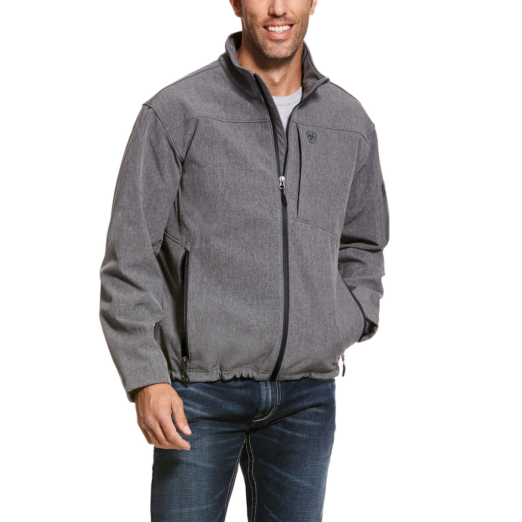 Men's Ariat Vernon 2.o Softshell Jacket