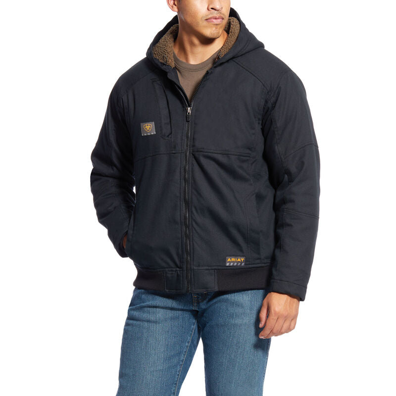 Men's Ariat Rebar DuraCanvas Jacket