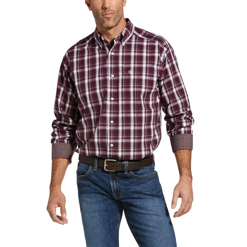 Men's Ariat Wrinkle Free Mabel Classic Fit Shirt