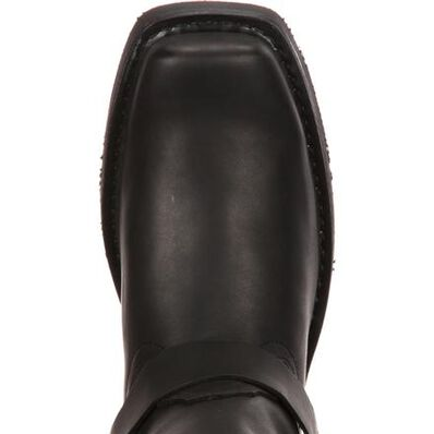 Men's Durango Black Harness Boot