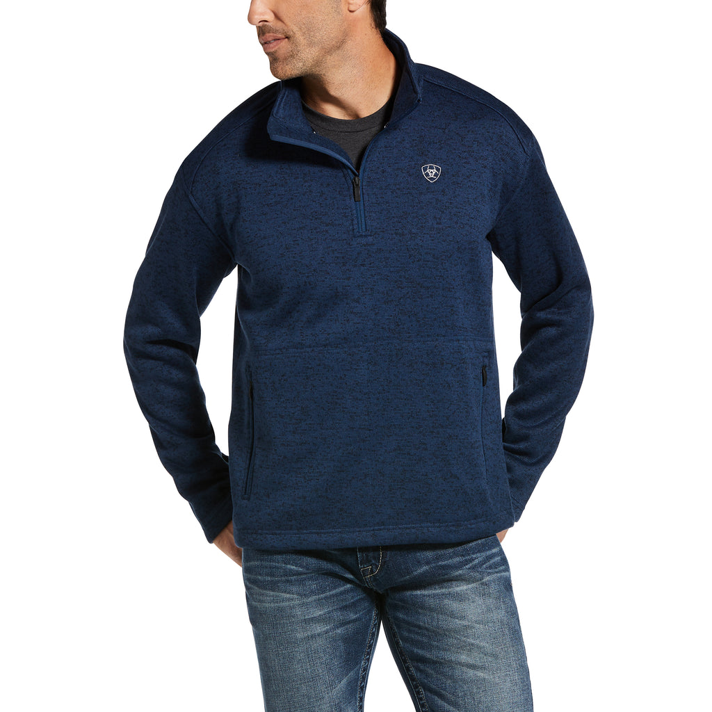 Mens Ariat Caldwell 1/4 Zip
