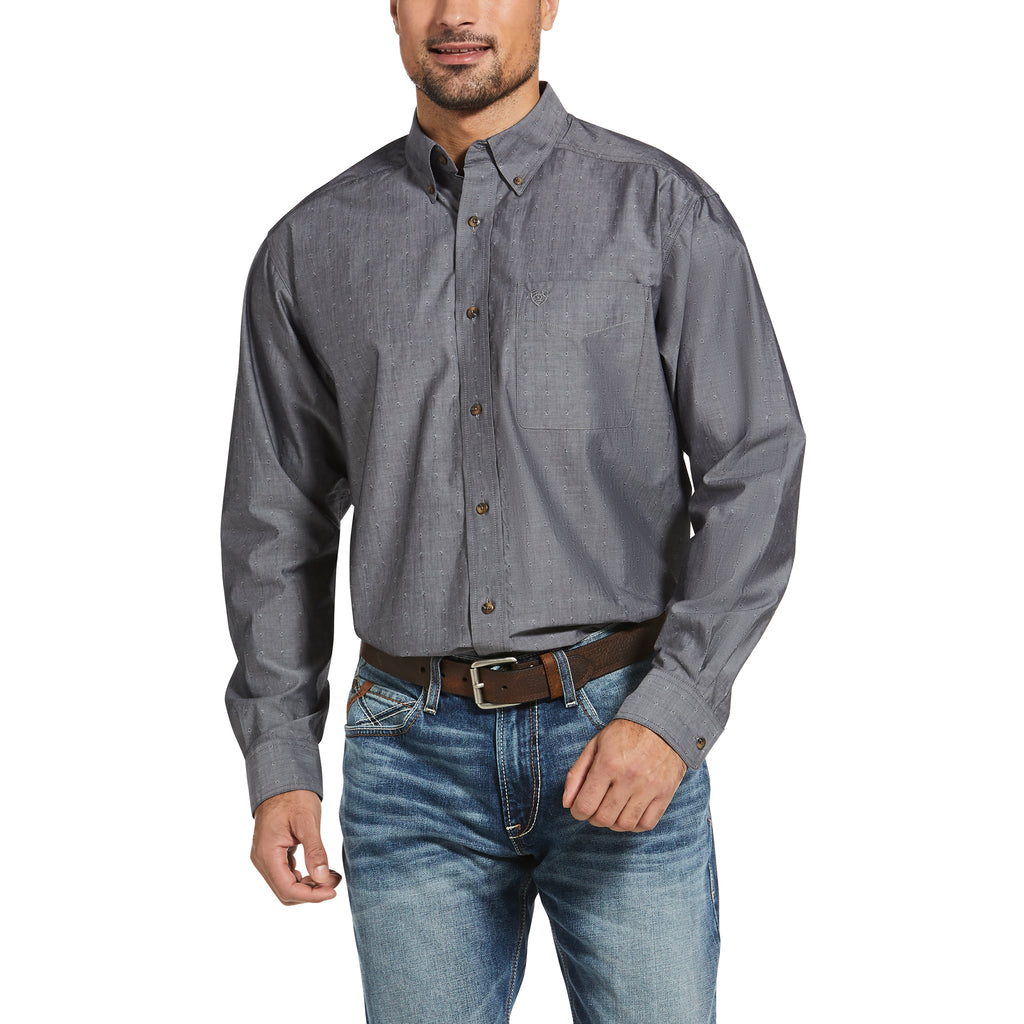 Mens Ariat Inkley Classic Fit Shirt