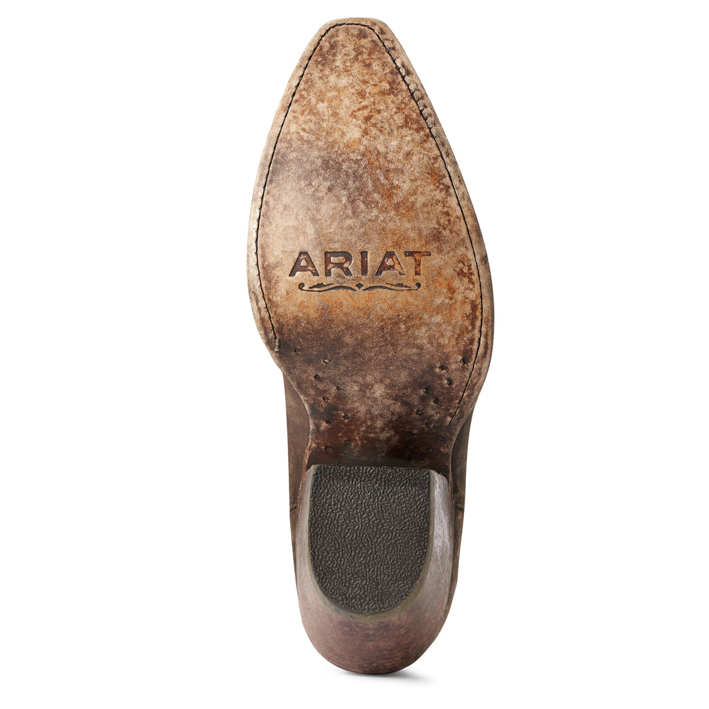 Womens Ariat Naturally Distressed Brown