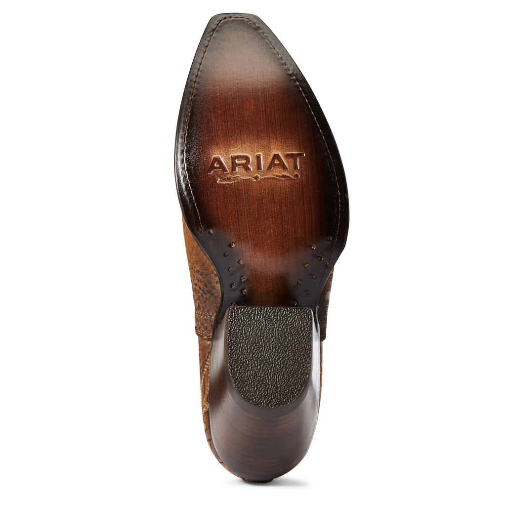 Women's Ariat Brushed Silver Dixon