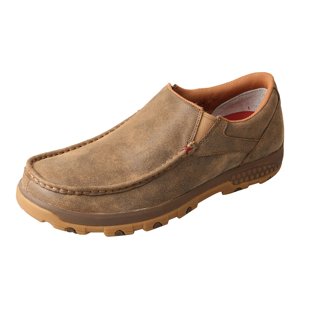 Men's Slip On Driving Moc with CellStretch