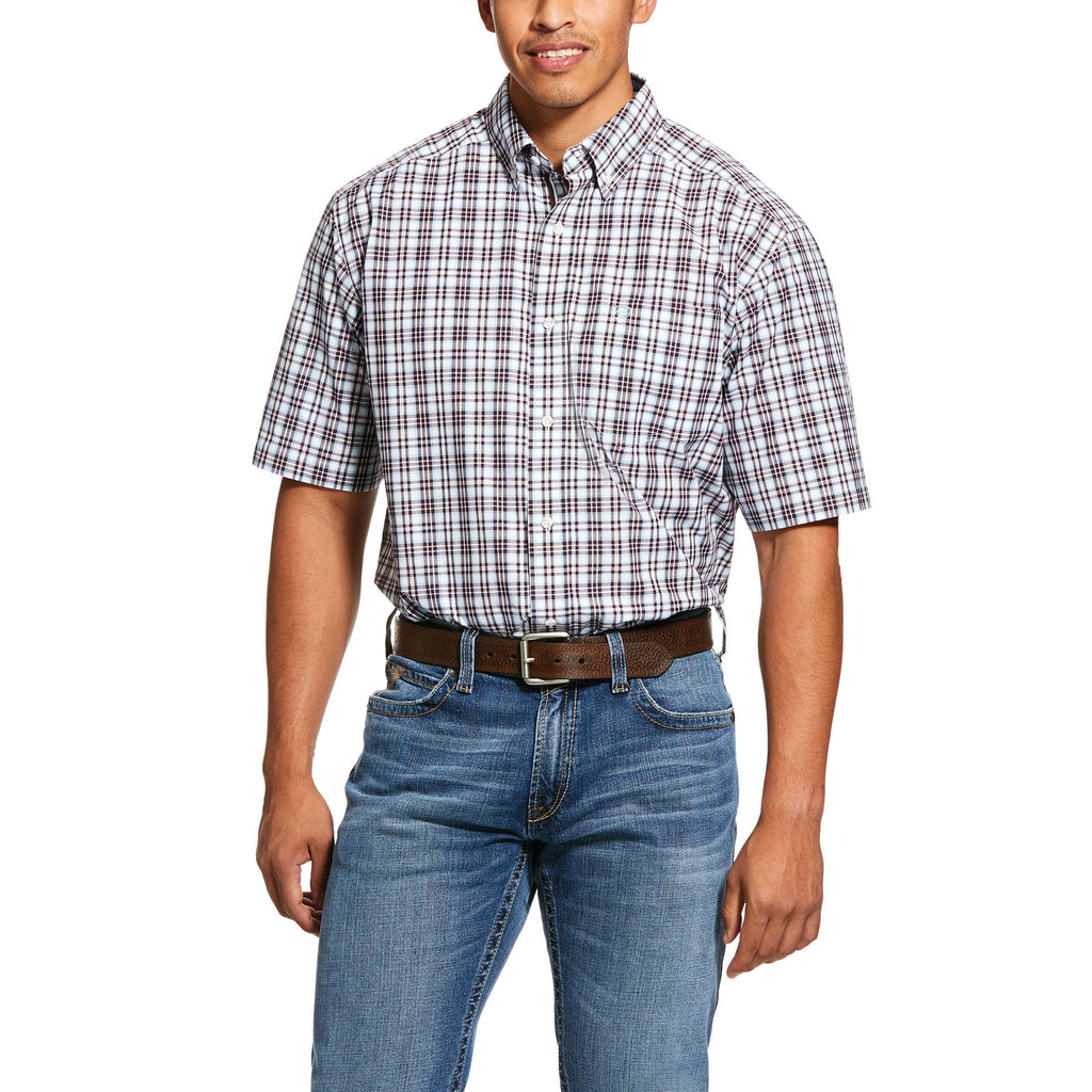 Men's Ariat Pro Series Leeds Classic Fit Shirt -  10030731