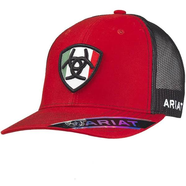 Ariat Mexican Flag Cap