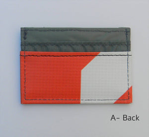 Upcycled Late Night Wallet