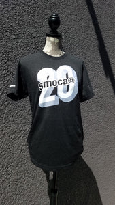 20th Anniversary Tee in Vintage Black