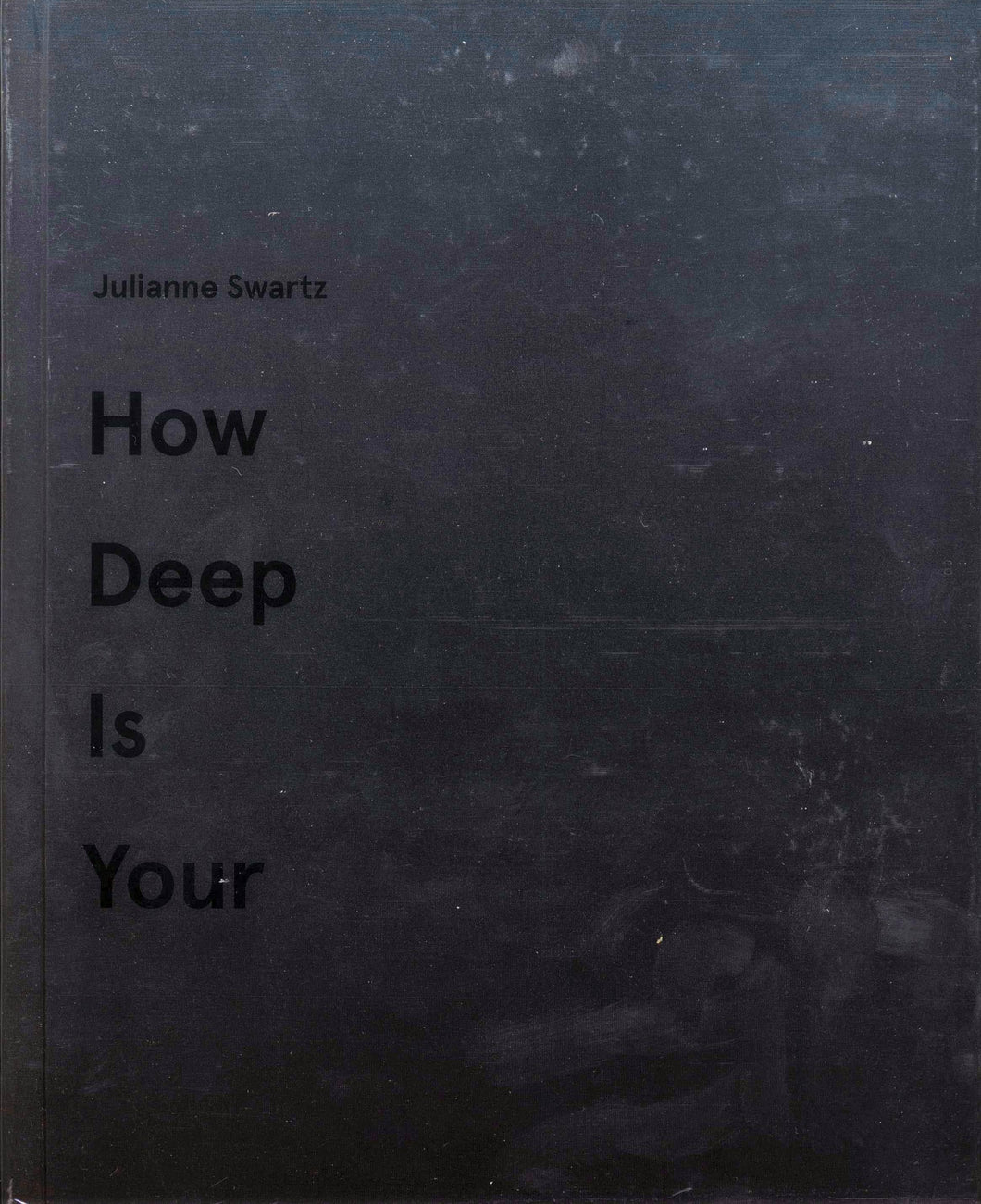 Julianne Swartz: How Deep is Your Catalog