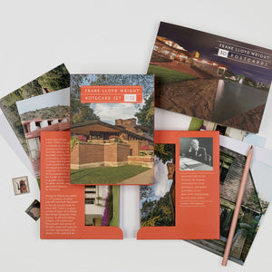 Frank Lloyd Wright Portfolio Notecards