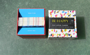 Be Happy Pop-Up Cards