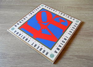 The Story of Love: Robert Indiana