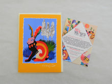 Load image into Gallery viewer, Jackrabbit Greeting Card