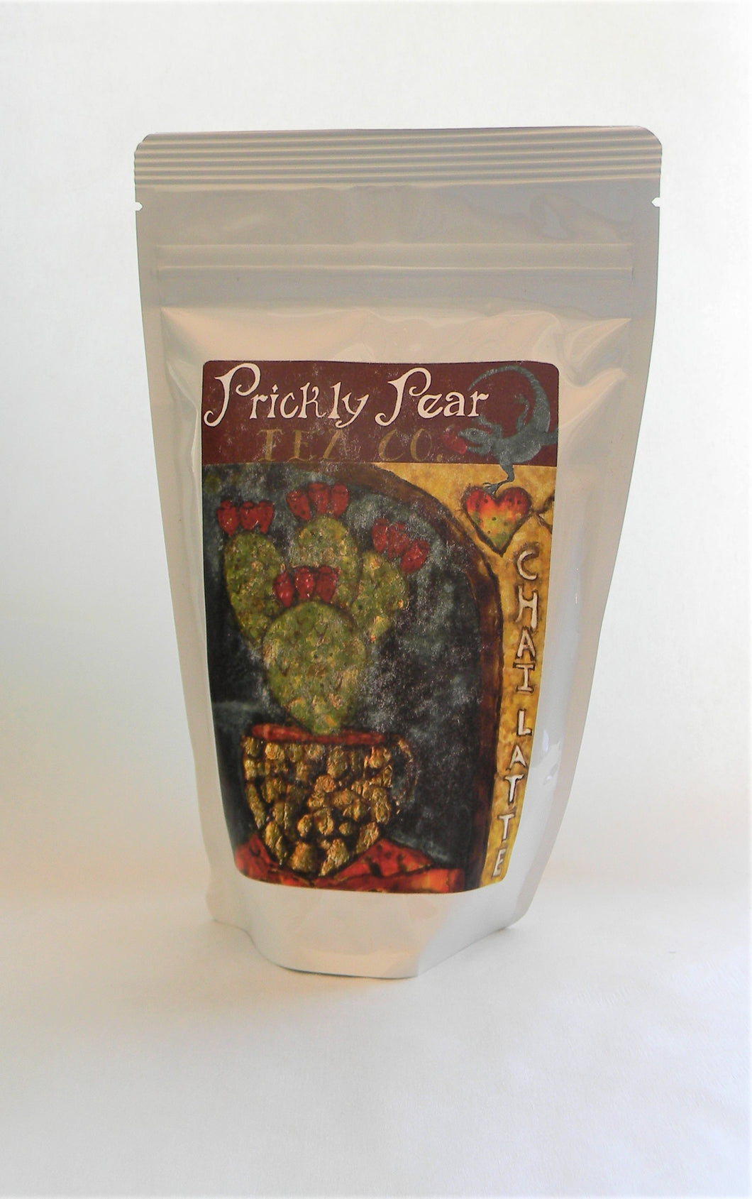 Prickly Pear Chai Tea
